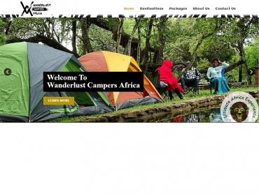 Wanderlust Campers Africa