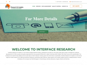 Interface Research