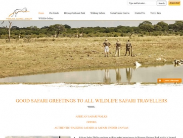 African Safari Walks