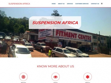 Suspension Africa