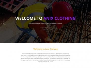 Anix Clothing